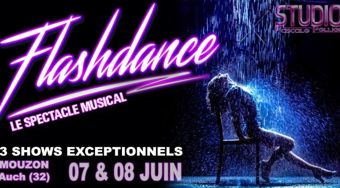 Show Flashdance répétitions