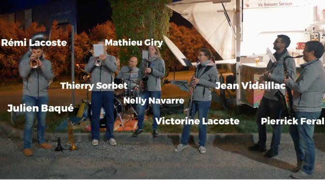 Les Brass'Art 8 musiciens GERSOIS passionnés !