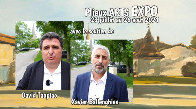 PLIEUX ARTS 📆 du 23 juillet au 26 aout 2021