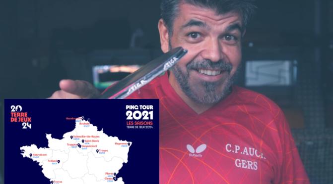 PING TOUR 2021 à Auch